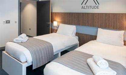 Altitude Standard Bedroom