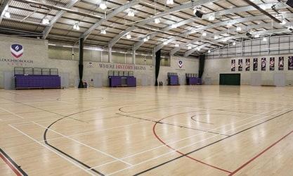 Sir David Wallace Sports Hall