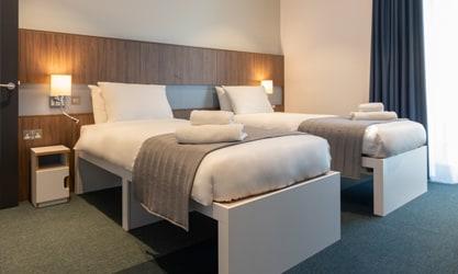 Twin Standard Bedroom