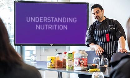 Understanding Nutrition Seminar